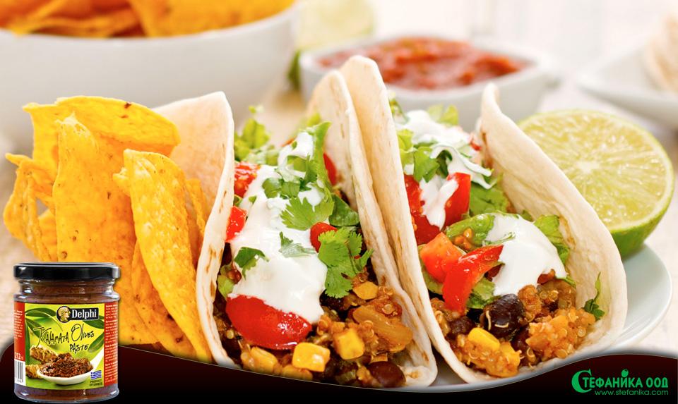 такос / tacos