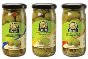 Зелени маслини, Халкидики